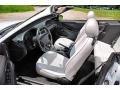 2004 Ford Mustang Oxford White Interior Interior Photo