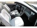 2004 Ford Mustang Oxford White Interior Front Seat Photo