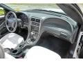 2004 Ford Mustang Oxford White Interior Dashboard Photo