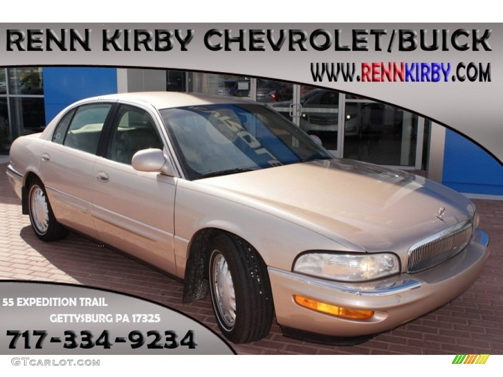1998 Light Antelope Metallic Buick Park Avenue 86116427 Gtcarlot