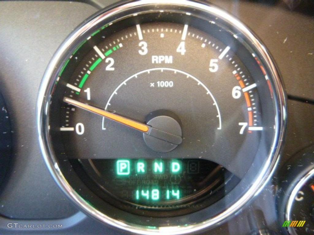2011 Wrangler Sport S 4x4 - Cosmos Blue / Black photo #19