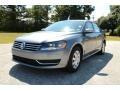 Platinum Gray Metallic 2012 Volkswagen Passat 2.5L S