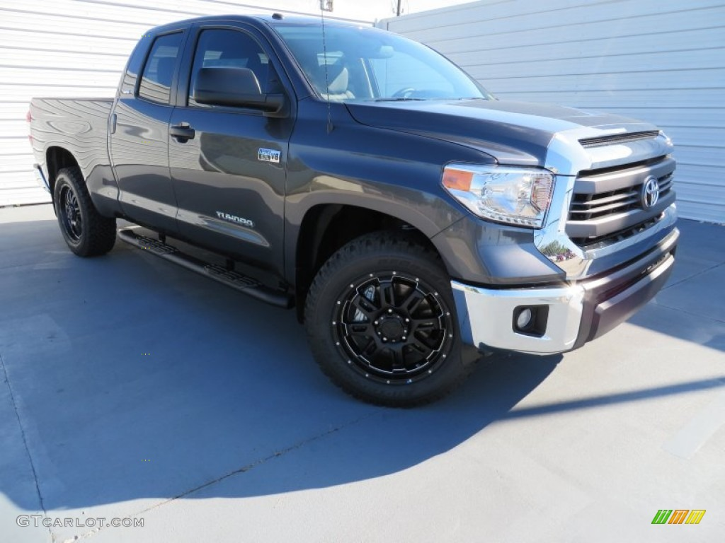 2018 Toyota Tundra Double Cab >> 2014 Magnetic Gray Metallic Toyota Tundra TSS Double Cab ...