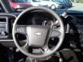 Jet Black/Dark Ash Steering Wheel Photo for 2014 Chevrolet Silverado 1500 #86197364