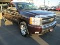 Dark Cherry Metallic 2008 Chevrolet Silverado 1500 Gallery
