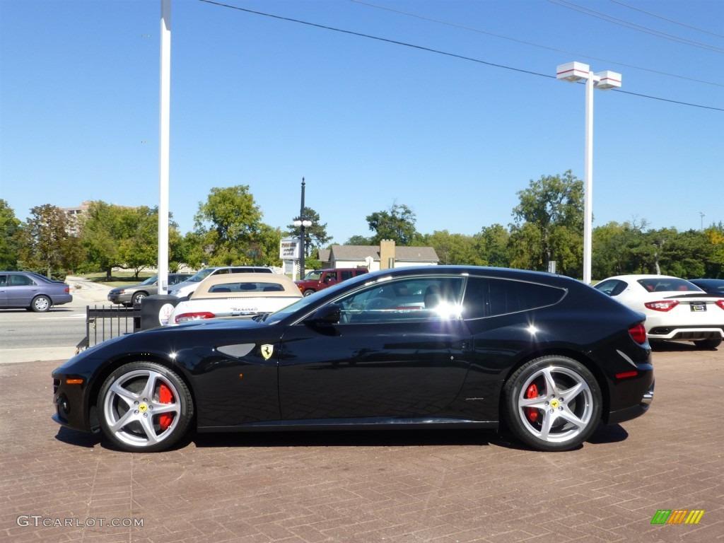 Nero Pastello Black 2013 Ferrari Ff Standard Ff Model