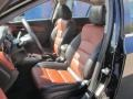 Jet Black/Brick 2012 Chevrolet Cruze Interiors