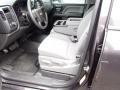 Jet Black/Dark Ash Front Seat Photo for 2014 Chevrolet Silverado 1500 #86219177