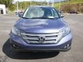 2014 Twilight Blue Metallic Honda CR-V EX AWD  photo #8
