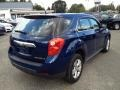 2010 Navy Blue Metallic Chevrolet Equinox LS  photo #14