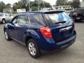 2010 Navy Blue Metallic Chevrolet Equinox LS  photo #17