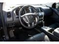 2011 Super Black Nissan Murano SL AWD  photo #5