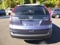 2014 Twilight Blue Metallic Honda CR-V EX-L AWD  photo #4