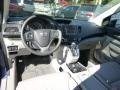 2014 Twilight Blue Metallic Honda CR-V EX-L AWD  photo #12