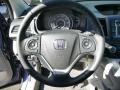 2014 Twilight Blue Metallic Honda CR-V EX-L AWD  photo #17
