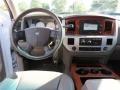 2006 Bright White Dodge Ram 1500 Laramie Quad Cab  photo #37