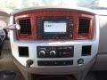 2006 Bright White Dodge Ram 1500 Laramie Quad Cab  photo #38
