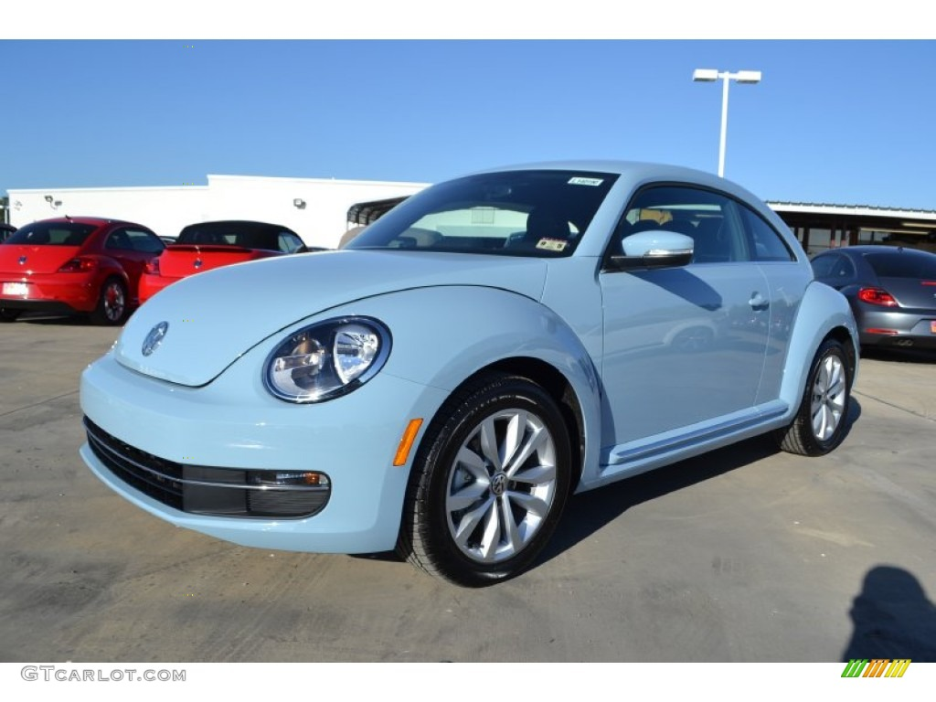 2014 denim blue volkswagen beetle tdi 86207019 car color galleries. Black Bedroom Furniture Sets. Home Design Ideas