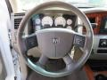 2006 Bright White Dodge Ram 1500 Laramie Quad Cab  photo #41