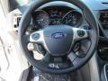 2014 White Platinum Ford Escape SE 2.0L EcoBoost  photo #32