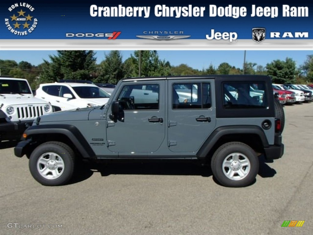 2014 jeep wrangler unlimited sport 4x4 anvil color black interior. Cars Review. Best American Auto & Cars Review