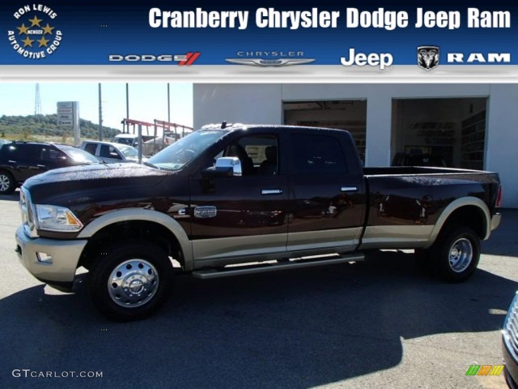2014 Dodge Ram 3500 Crew Cab Dually Diesel Laramie | Autos Weblog