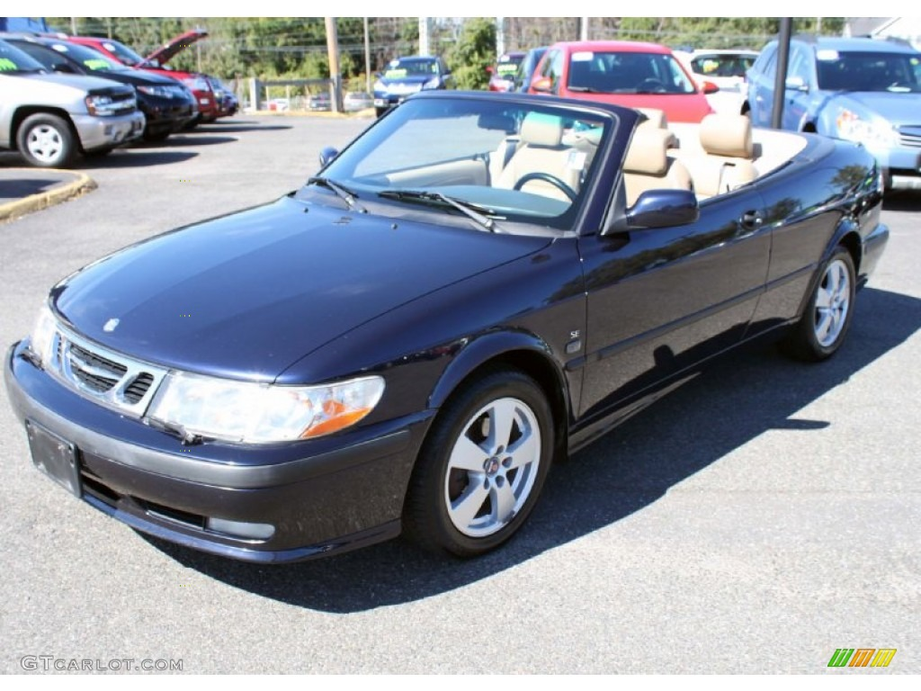 2003 saab 9 3 se convertible exterior photos. Black Bedroom Furniture Sets. Home Design Ideas