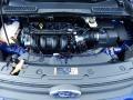 2014 Deep Impact Blue Ford Escape S  photo #11