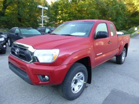 2014 toyota tacoma v6 sr5 access cab 4x4 data info and. Black Bedroom Furniture Sets. Home Design Ideas
