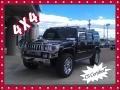 Black 2008 Hummer H2 SUV