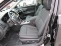 Charcoal 2014 Nissan Altima Interiors