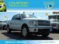 Ingot Silver Metallic 2012 Ford F150 Platinum SuperCrew 4x4
