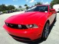 2011 Race Red Ford Mustang GT Premium Coupe  photo #15