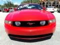 2011 Race Red Ford Mustang GT Premium Coupe  photo #16