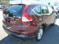 2012 Basque Red Pearl II Honda CR-V EX-L 4WD  photo #3