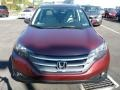 2012 Basque Red Pearl II Honda CR-V EX-L 4WD  photo #8