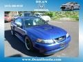 2004 Sonic Blue Metallic Ford Mustang GT Coupe #86260748