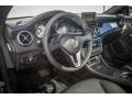 2014 CLA 250 Black Interior