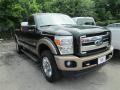 Green Gem Metallic 2013 Ford F250 Super Duty Gallery