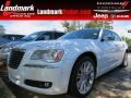 Bright White 2011 Chrysler 300 C Hemi