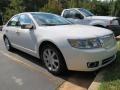 2008 White Suede Lincoln MKZ Sedan  photo #4