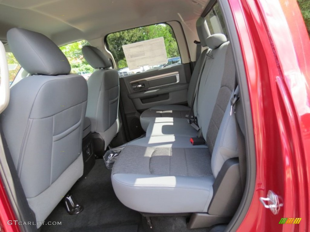 Trucks with best cab room for 3 car seats | TexAgs