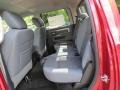 Black/Diesel Gray Rear Seat Photo for 2014 Ram 1500 #86287818