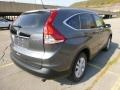 2014 Polished Metal Metallic Honda CR-V EX-L AWD  photo #3