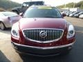 2009 Red Jewel Tintcoat Buick Enclave CXL AWD  photo #7
