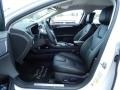 Charcoal Black Interior Photo for 2013 Ford Fusion #86325403