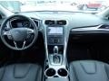 Charcoal Black Dashboard Photo for 2013 Ford Fusion #86325586