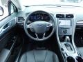 Charcoal Black Dashboard Photo for 2013 Ford Fusion #86325613