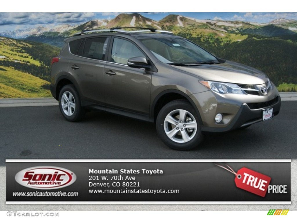 2013 pyrite mica toyota rav4 limited awd 86314034. Black Bedroom Furniture Sets. Home Design Ideas