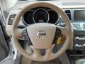 2011 Glacier White Pearl Nissan Murano SV  photo #24